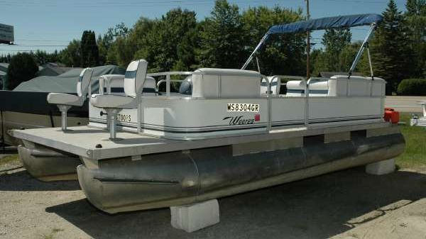Used Weeres Power Boats For Sale - Mark's Quality Marine