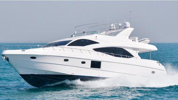 Gulf Craft Majesty Yachts 77