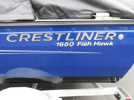 Crestliner 1650 Fish Hawk SE B3044 image