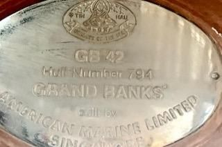 Grand Banks 42 Classic image