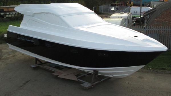 Sunquest 40 - (Completed) New Motor Yacht Project - Outside Shot