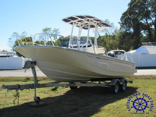 Boston Whaler 210 Montauk - main image