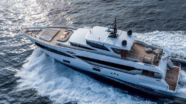 Gulf Craft Majesty Yachts 100