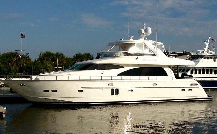 2006 Horizon 73 Motor Yacht