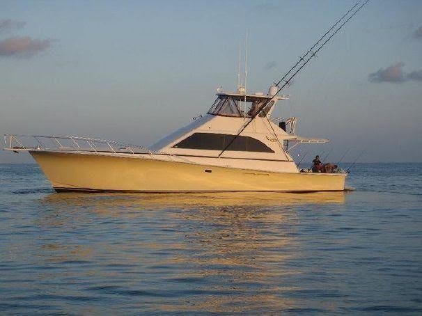 1991 Ocean Yachts