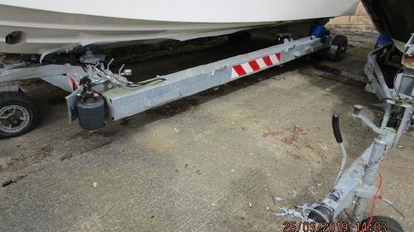Dynamic 10 TON HYDRAULIC BOAT MOVER