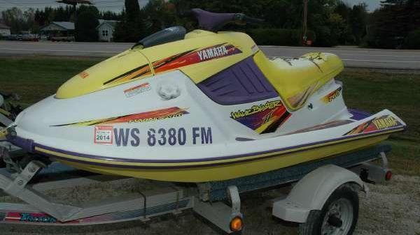 Yamaha Boats Wave Blaster II 760
