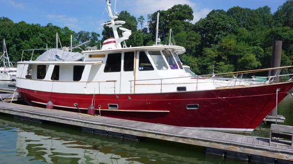 Fantail 50 Pilothouse Trawler Fantail MY 50