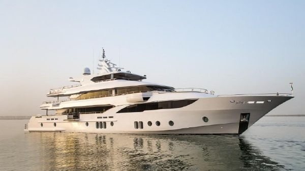 Gulf Craft Majesty Yachts 155
