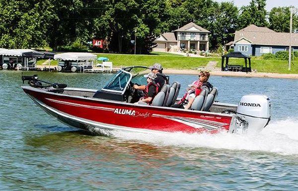 2020 Alumacraft Classic 165 Sport