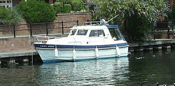 Hardy Mariner 25 image