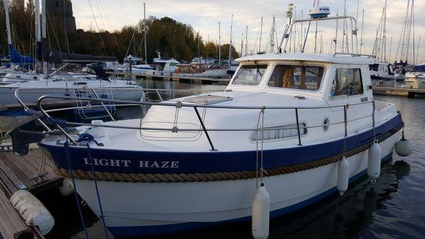 Hardy Mariner 25