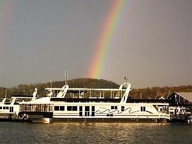Horizon 18.5' x 88' Houseboat