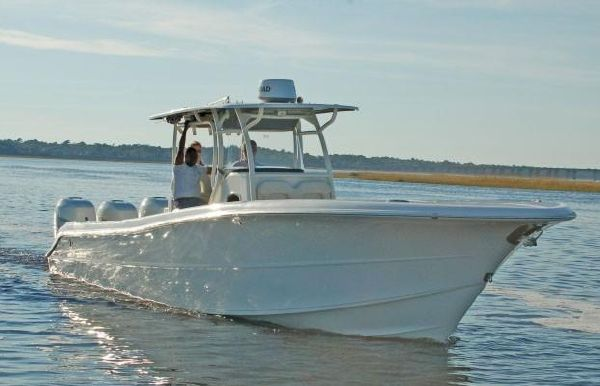 2019 Key West Billistic 351 Center Console