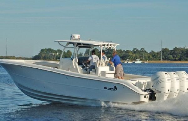 2020 Key West Billistic 351 Center Console