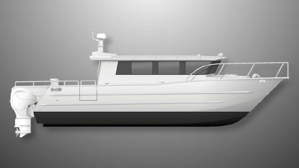 Brix Marine 3814-CTC WA