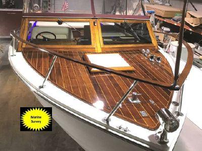 1990 Windsor Craft<span>Cutty Cabin w/trailer</span>
