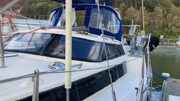 Beneteau Evasion Pilothouse/Ketch
