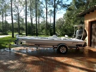 Yellowfin Skiff