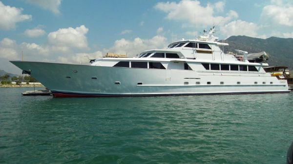 Broward 120 Motor Yacht