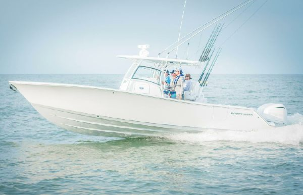 2018 Sportsman Open 312 Center Console