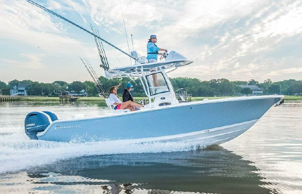 2019 Sportsman Open 252 Center Console