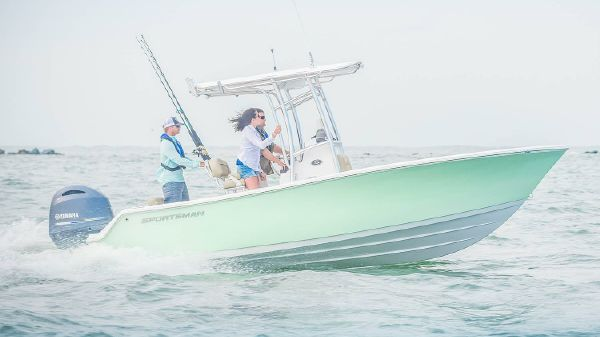 Sportsman Open 212 Center Console Manufacturer Provided Image