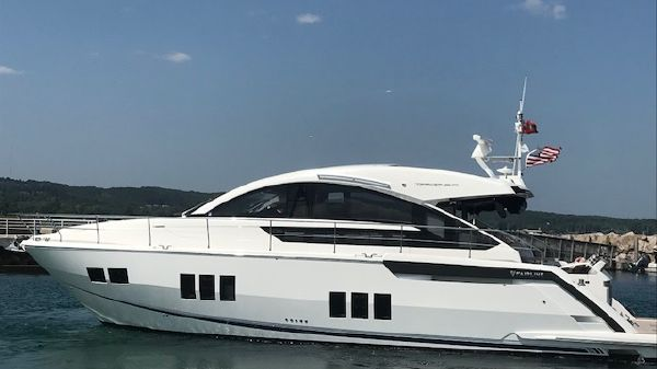 Fairline 50 Targa Gran Turismo
