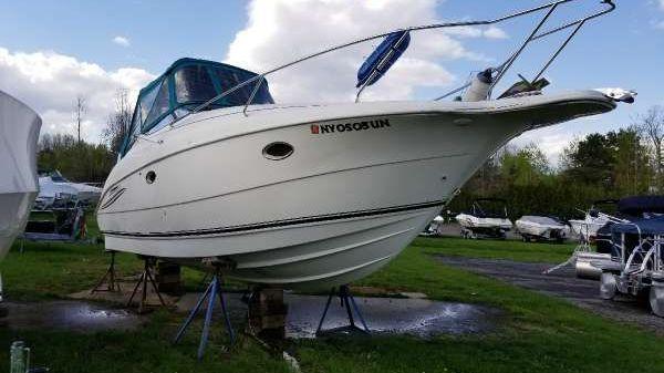 Silverton 271 Cruiser