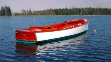 Custom Cranberry Island Open Launch