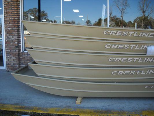 Crestliner 1040 - main image