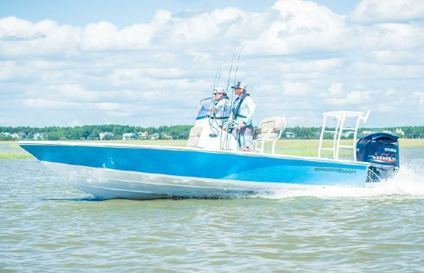2018 Sportsman Tournament 214 Bay Boat