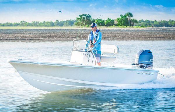 2018 Sportsman Island Bay 18