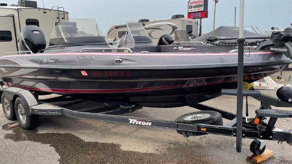 Triton 206 Fishunter