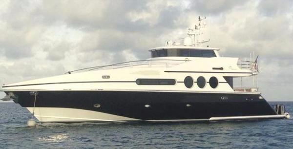 Oceanfast 87 87' Oceanfast Motor Yacht ARTHUR'S WAY