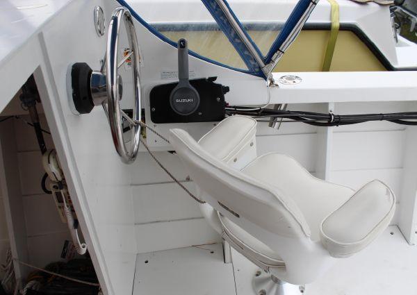 Custom Simmons Sea Skiff 22 image