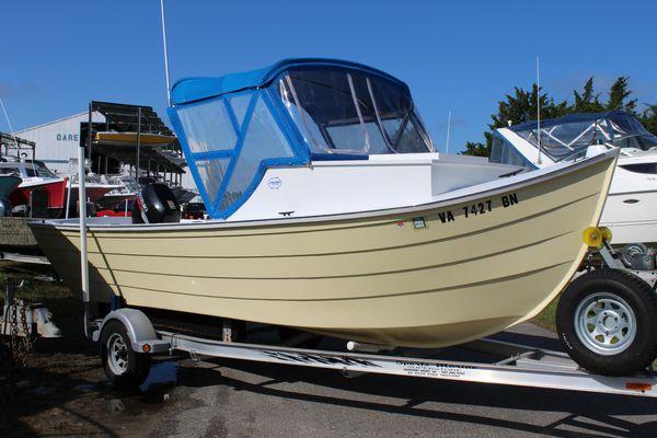 Custom Simmons Sea Skiff 22 - main image
