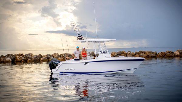 Blackfin 222CC