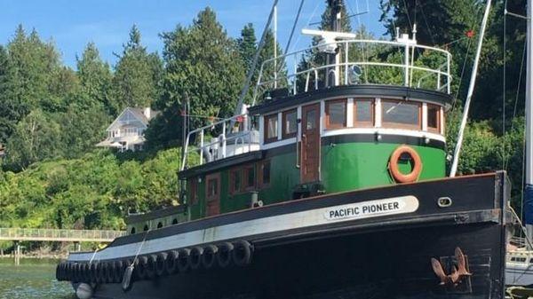 Tugboat Prothero