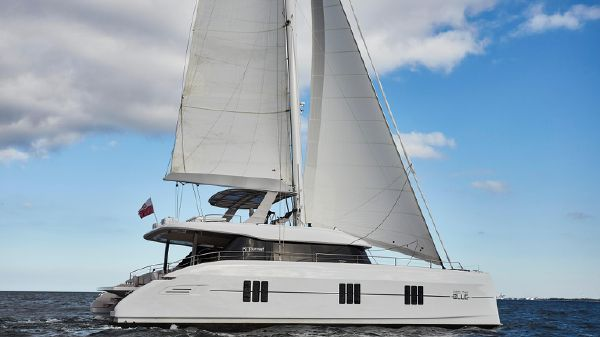 Sunreef 60 Sailing