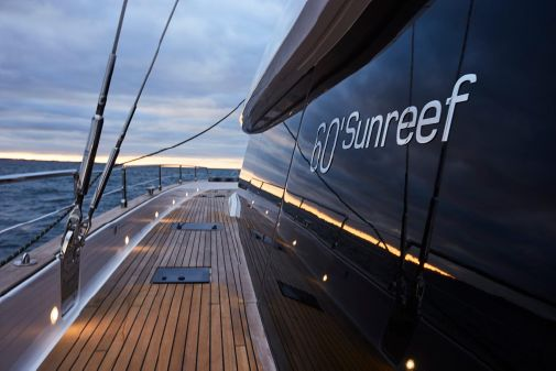 Sunreef 60 Sailing image