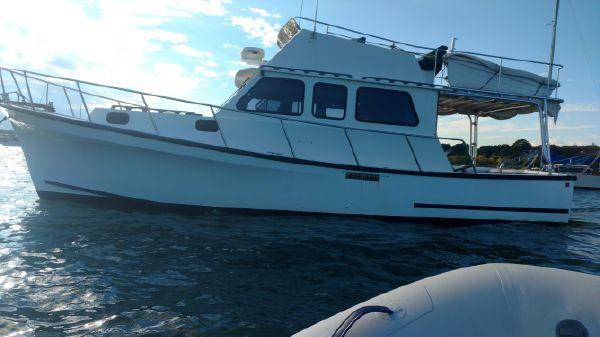 Eastern Casco Bay FB Port Mooring