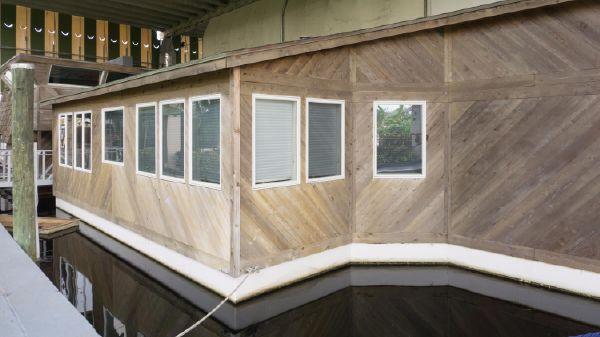 Houseboat  57' Custom Houseboat