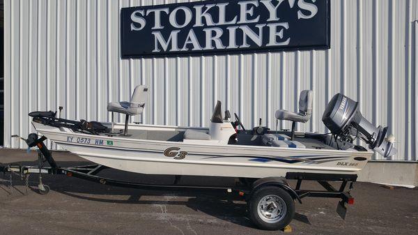 G3 1652 DLX Aluminum Bass Boat