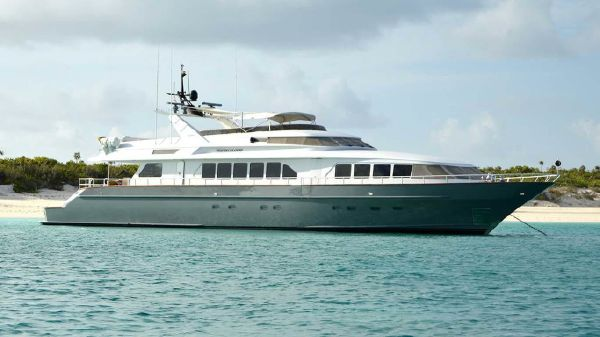 Trinity Yachts Raised Pilothouse (1990/2015)