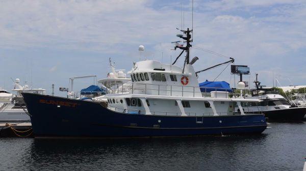 Desco Marine Long Range Trawler