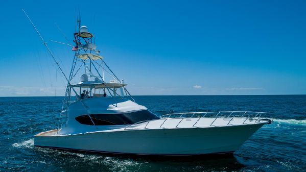 Hatteras 60 Convertible image