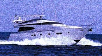 Maiora Eurostyle Flybridge Yacht