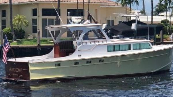 Huckins 34' Sportsman