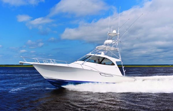 2017 Viking 42 Sport Tower